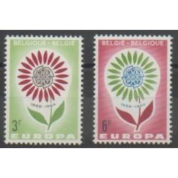 Belgium - 1964 - Nb 1298/1299 - Europa