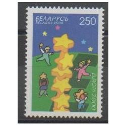 Biélorussie - 2000 - No 345 - Europa