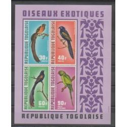 Togo - 1972 - No BF63 - Oiseaux