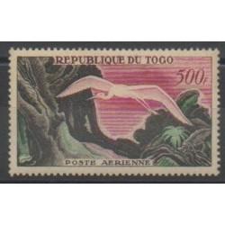 Togo - 1959 - No PA33 - Oiseaux