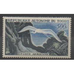 Togo - 1957 - No PA28 - Oiseaux