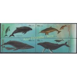 Argentine - 2001 - No 2246/2249 - Vie marine