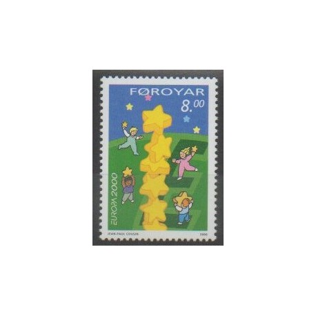 Féroé (Iles) - 2000 - No 364 - Europa