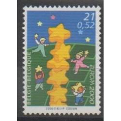 Belgique - 2000 - No 2916 - Europa