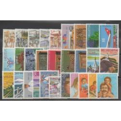 Suisse - Année complète - 1987 - No 1264/1292