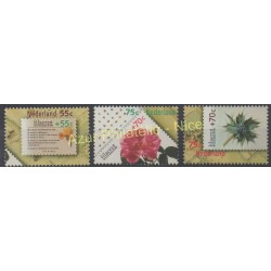 Pays-Bas - 1988 - No 1306/1308 - Timbres sur timbres