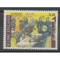 Finlande - 1996 - No 1299 - Europa