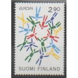 Finlande - 1995 - No 1255 - Europa