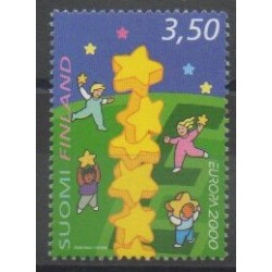 Finland - 2000 - Nb 1497 - Europa