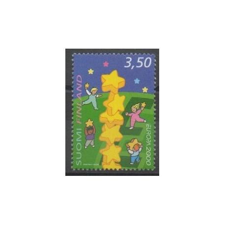 Finlande - 2000 - No 1497 - Europa