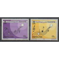 Gibraltar - 1985 - No 495/496 - Musique - Europa