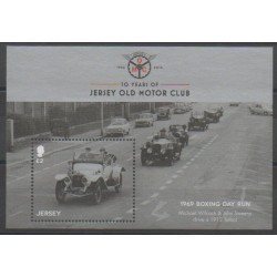 Jersey - 2016 - Nb F2129 - Cars