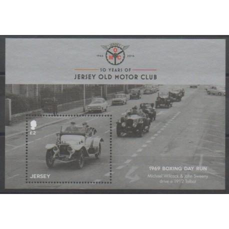 Jersey - 2016 - No F2129 - Voitures