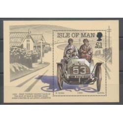 Man (Isle of) - 1995 - Nb BF25 - Cars