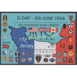 Jersey - 2004 - Nb BF 55 - Second world war