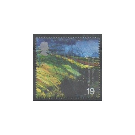 Grande-Bretagne - 1999 - No 2125 - Flore - Europa