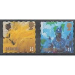 Grande-Bretagne - 1998 - No 2052/2053 - Europa