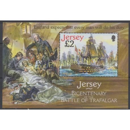 Jersey - 2005 - No BF 65 - Histoire