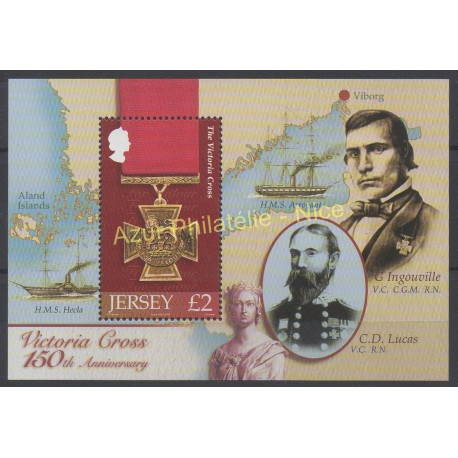 Jersey - 2006 - No BF 66 - Histoire