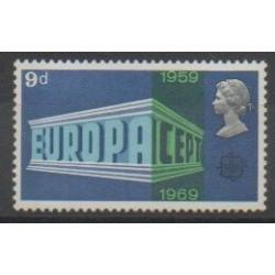 Grande-Bretagne - 1969 - No 562 - Europa