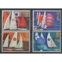 Grande-Bretagne - 1975 - No 756/759 - Navigation