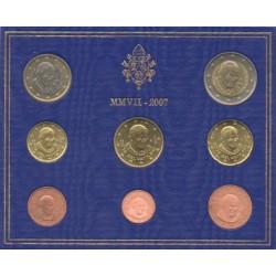 Vatican - 2007 - Série BU