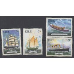 Irlande - 1999 - No 1137/1140 - Bateaux