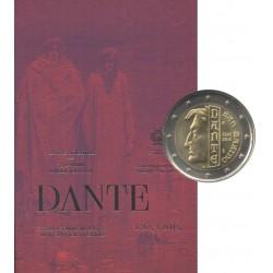 Saint-Marin - 2015 - Coffret : 750ème anniversaire de la naissance de Dante Alighieri