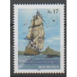Maurice - 2015 - No 1189 - Navigation
