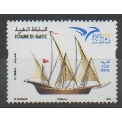 Morocco - 2015 - Nb 1710 - Boats