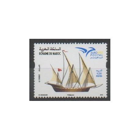 Maroc - 2015 - No 1710 - Navigation