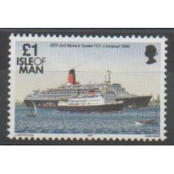 Man (Ile de) - 1997 - No 722A - Navigation