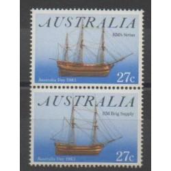 Australie - 1983 - No 810/811 - Navigation