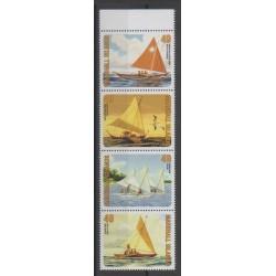 Marshall - 2015 - Nb 3384/3385 - Boats