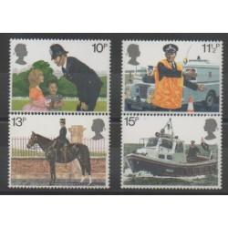 Great Britain - 1979 - Nb 913/916