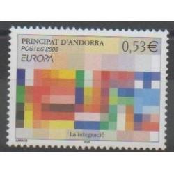 Andorre - 2006 - No 627 - Europa