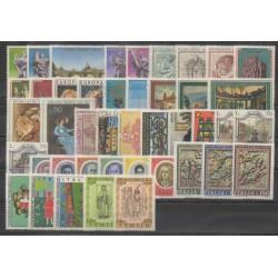 Italie - Année complète - 1975 - No 1211/1253