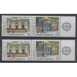 Greece - 1990 - Nb 1726/1729 - Europa