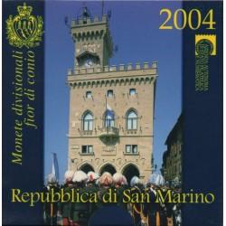 Saint-Marin - 2004 - Série BU
