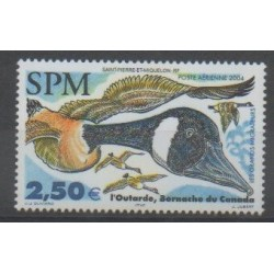 Saint-Pierre and Miquelon - Airmail - 2004 - Nb PA84 - Birds