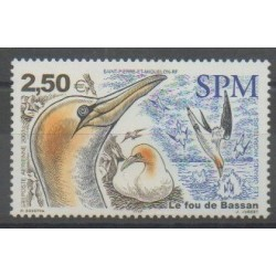 Saint-Pierre and Miquelon - Airmail - 2003 - Nb PA83 - Birds