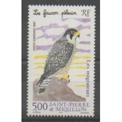 Saint-Pierre and Miquelon - Airmail - 1997 - Nb PA76 - Birds