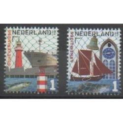 Pays-Bas - 2013 - No 3407/3408 - Navigation