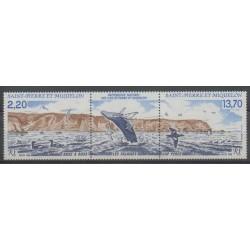 Saint-Pierre et Miquelon - 1988 - No 495A - Sites - Mammifères