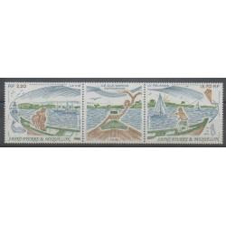 Saint-Pierre et Miquelon - 1989 - No 509A - Navigation