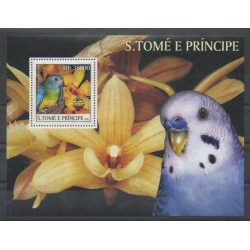Saint Thomas and Prince - 2003 - Nb BF218 - Birds