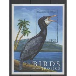 Maldives - 2000 - No BF450 - Oiseaux