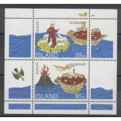 Islande - 1994 - No BF15 - Histoire - Europa