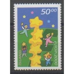 Islande - 2000 - No 890 - Europa