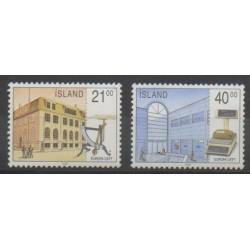 Iceland - 1990 - Nb 679/680 - Europa